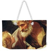 Saint Matthew Weekender Tote Bag