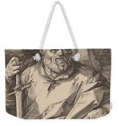 Saint Matthias Weekender Tote Bag