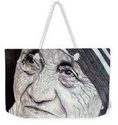 Mother Teresa Saint Of Calcutta  Weekender Tote Bag