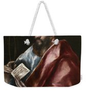 Saint Paul Weekender Tote Bag