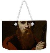 Saint Paul  Weekender Tote Bag by Jusepe de Ribera