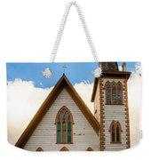 Saint Paul's Episcopal Church Verginia City Nevada Weekender Tote Bag