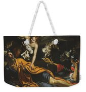 Saint Peter Incarcerated Weekender Tote Bag