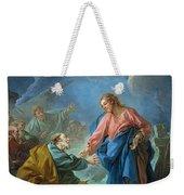 Saint Peter Invited To Walk On The Water Weekender Tote Bag