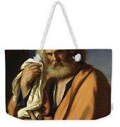 Saint Peter Penitent Weekender Tote Bag