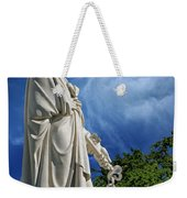 Saint Peter With Keys To Heaven Weekender Tote Bag