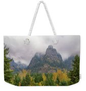 Saint Peters Dome At Columbia River Gorge Weekender Tote Bag