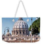 Saint Peter's Tomb Weekender Tote Bag