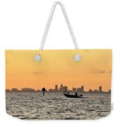 Saint Petersburg Florida Weekender Tote Bag