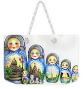 Saint Petersburg  Weekender Tote Bag