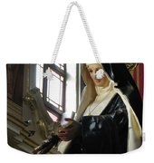 Saint Rita Weekender Tote Bag
