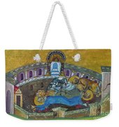 Saint Silvanus Of Emesa Weekender Tote Bag