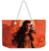 Saint Stranger Weekender Tote Bag