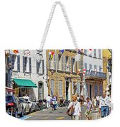 Saint Tropez Moment Weekender Tote Bag