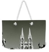 Saint Vincent De Paul Marseille Weekender Tote Bag