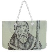 Saint Wulfric The Miracle Worker Weekender Tote Bag