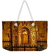 Saints Chapel Weekender Tote Bag