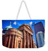 Saints Peter And Paul In Philadelphia   Weekender Tote Bag