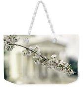 Sakura At The Basin Weekender Tote Bag