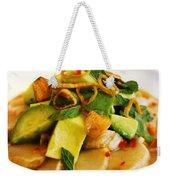 Salad Weekender Tote Bag