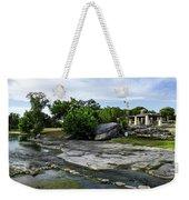 Salado Creek Weekender Tote Bag
