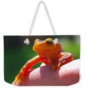 Salamander Weekender Tote Bag