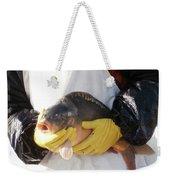 Sale Of Christmas Carps Weekender Tote Bag