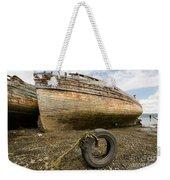 Salen Wrecks Weekender Tote Bag