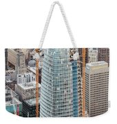 Salesforce Tower In San Francisco Weekender Tote Bag