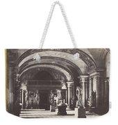 Salle Des Cariatides, Au Mus?e Du Louvre Weekender Tote Bag