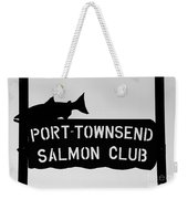 Salmon Club Weekender Tote Bag