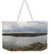 Salmon Falls Creek Reservoir Weekender Tote Bag