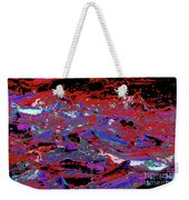 Salmon Run 11 Weekender Tote Bag