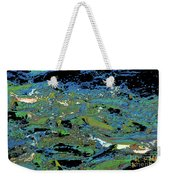 Salmon Run 4 Weekender Tote Bag