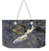 Salmon Run Weekender Tote Bag
