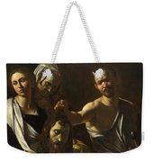 Salome Receives The Head Of Saint John The Baptist Weekender Tote Bag