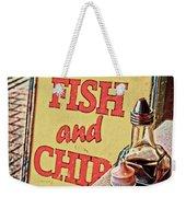Salt And Vinegar Weekender Tote Bag