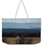 Salt Box House Weekender Tote Bag