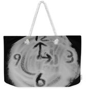 Salt Clock Weekender Tote Bag