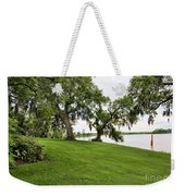 Salt Mine Reminder Accident  Louisiana  Weekender Tote Bag
