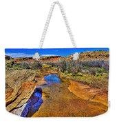 Salt Wash Near Wolf Ranch Arches Np Moab Utah Weekender Tote Bag