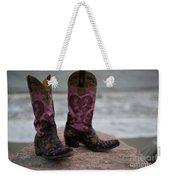 Salt Water Boots Weekender Tote Bag