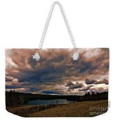 Saltmarsh Pond Gilford Nh Weekender Tote Bag