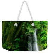 Salto Do Prego Waterfall Weekender Tote Bag