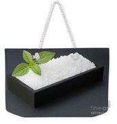 Salty Basil Weekender Tote Bag