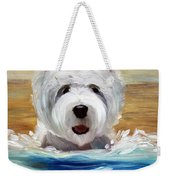 Salty Dawg Weekender Tote Bag