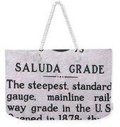 Saluda Grade Weekender Tote Bag