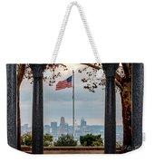 Salute To Cincinnati Weekender Tote Bag