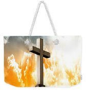 Salvation  Weekender Tote Bag by Aaron Berg
