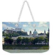 Salzburg City View Five Weekender Tote Bag